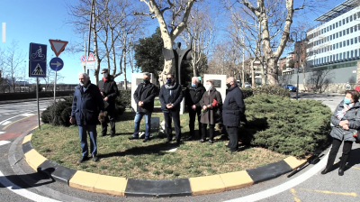 Commemorazione vittime Arsia - Trieste, 28 febbraio 2021